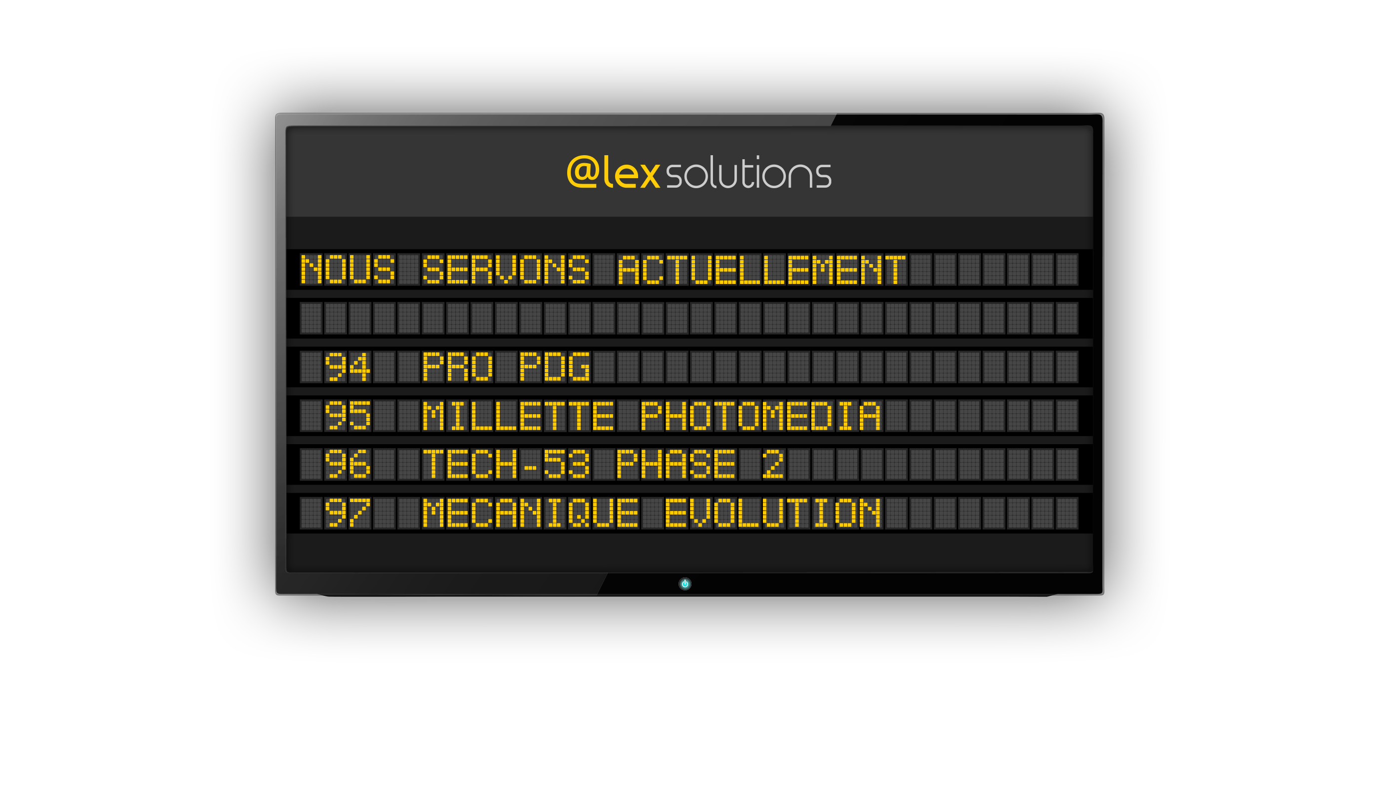 @lex Solutions